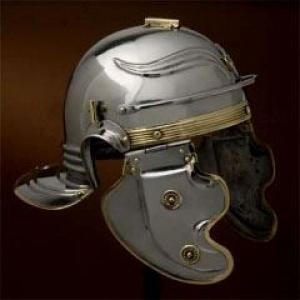 Romeinse Imperial Gallic F helm 100 NC