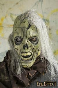 "Masker ""Zombie with hair"""