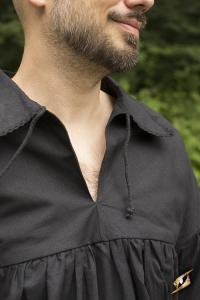 "Shirt ""Aramis"" black"