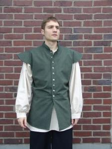 Cotton doublet